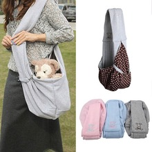 Multifunctional Pet Dog Shoulder Bag Reversible Magic Bag For Puppy Small Dog Cat Carrier Tote  TB Sale