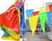 サイズlの長さ30メートルハングペナントフラグ誕生日ウェディングパーティープロモーションレースの装飾のギフトクラフトdiyのcnポス
