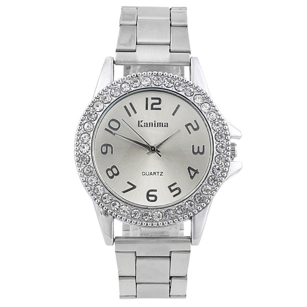 Zegarek Damski New Women's luxury brand watch fashion simple