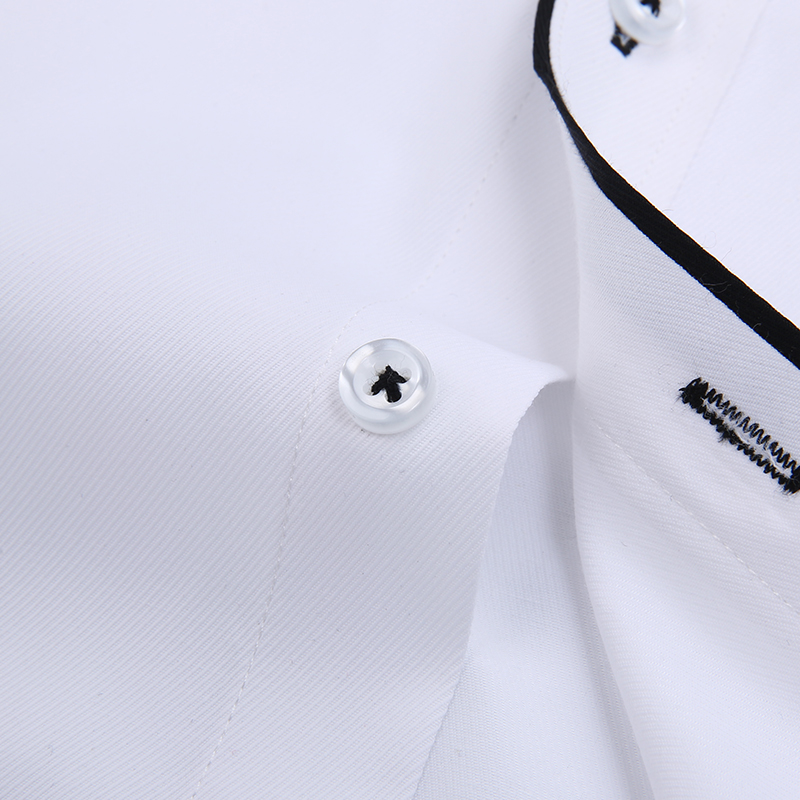 01f153bfa2482ec 2019 весна новый молодежный Мужской свитер сплошной цвет дна рубашки,  Корейская рубашка с длинными рукавами