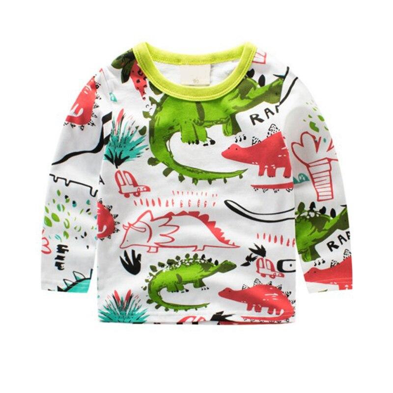 New-2017-spring-boys-girls-outwear-Tops-children-sport-clothes-T-shirt-100-cotton-kids-wear-1