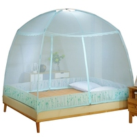Hot Sale Yurt Mosquito Nets Folded Outdoor Camping Mosquito Nets Home Universal Mosquito Nets Summer Bedroom Home Textile