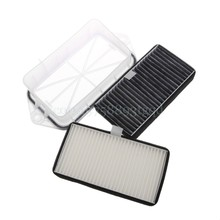 3 Holes Cabin Filter For Vw Sagitar Passat Magotan Tiguan Touran Audi Buy1+1Free(China)