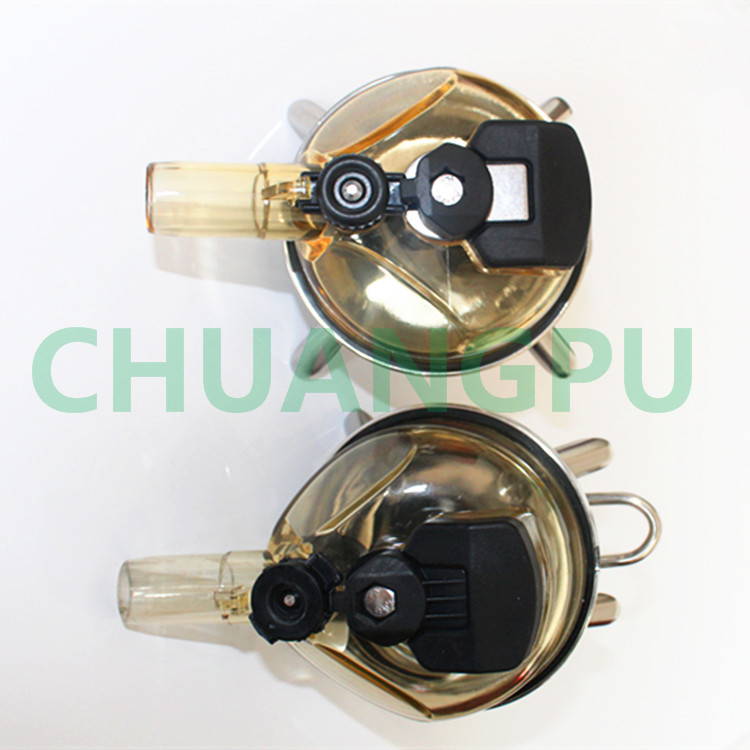 Milking PC Material Claw 300CC Cow Milking Claw in Feeding Watering Supplies from Home Garden
