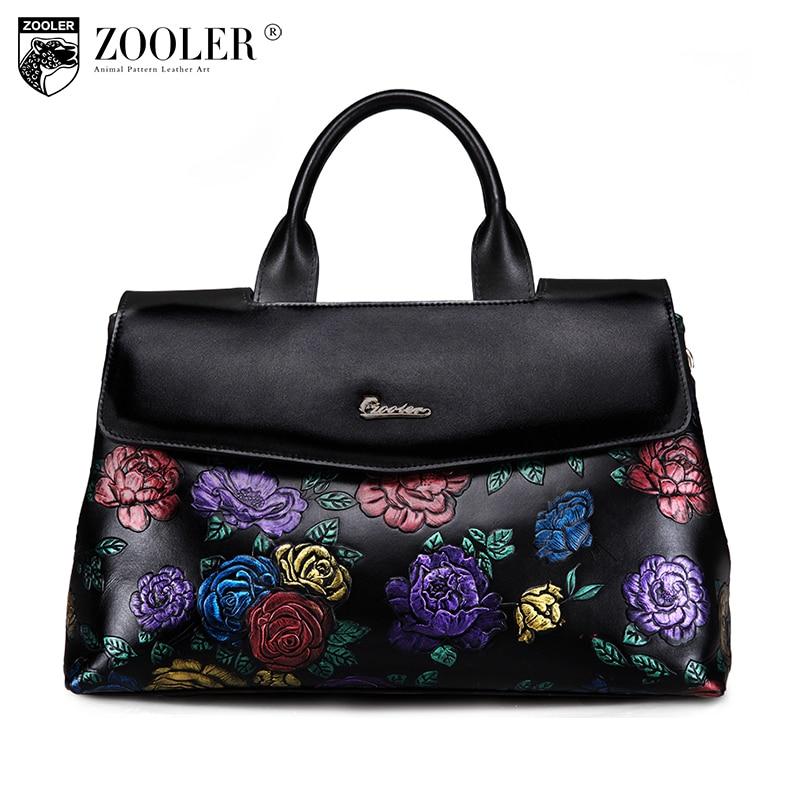 2019 beg tangan beg tangan mewah wanita ZOOLER direka beg tangan - Beg tangan - Foto 6