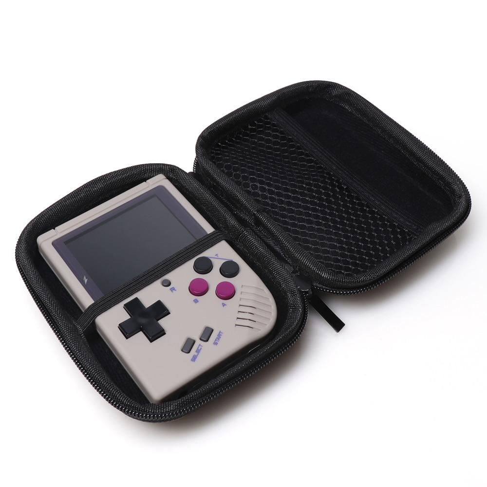 Console de jeu vidéo nouveau BittBoy-Version3.5-jeu rétro Console de jeux de poche progrès du joueur enregistrer/charger la carte MicroSD externe - 4
