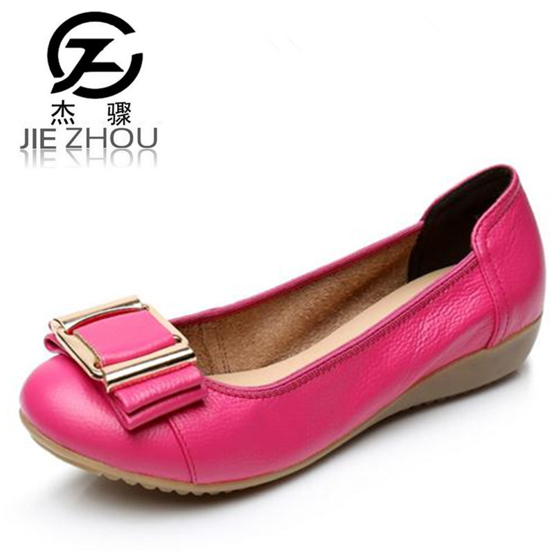 Women flat heels fashion Genuine Leather Plus Size Brands Women Shoes round toe Slip-On spring Flats Loafers driving shoes sorbern khkai flat shoes women round toe custom plus size 34 46 zapatos mujer flat heels ballet flats slip on shoes for women