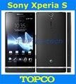 """Оригинальный разблокирована Sony Xperia S LT26i Android мобильный телефон Dual Core 4.3 """"12MP 32 ГБ встроенной памяти LT26i WIFI GPS дропшиппинг"""