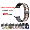 Stainless Steel Strap For Watch Iwatch Series 4 Serie 3 2 1 40mm 44mm 38mm 42mm Loop Band For Smart Bracelet Accessory