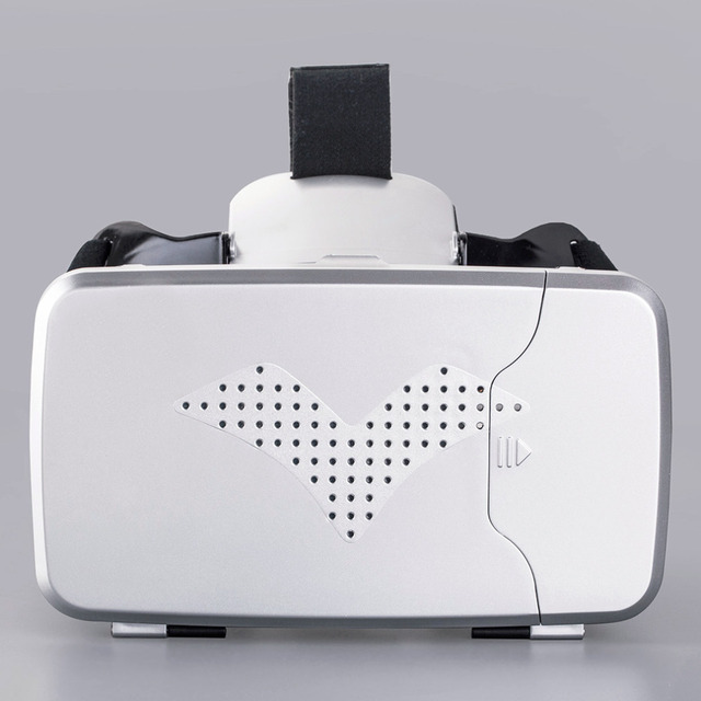 2016 горячей продажи 3D Очки Маски 360 Градусов VR Виртуальная Реальность + Пульт Дистанционного Управления НЬЮ-