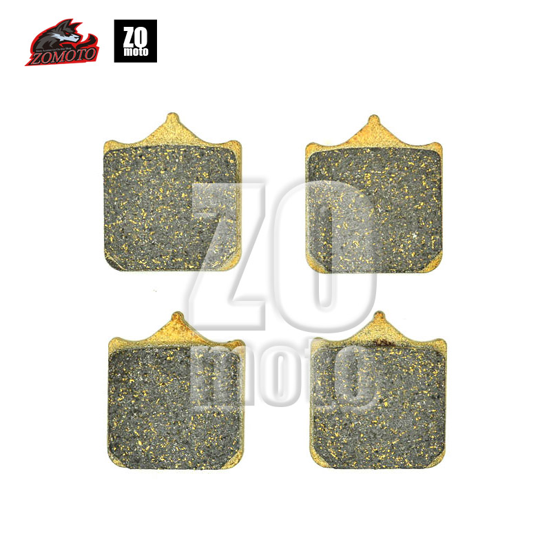 Motorcycle  Disc Brake Pads FA322 fit for APRILIA RSV MILLE DUCATI 748 R 996 R KTM 960 DUKE MOTO GUZZI MGS01 MOTUS motorcycle disc brake pads fa473 fit for can am spyder rs ses 990cc 08 09 phantom black