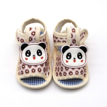 Sandals Toddler Shoes Newborn Girl Infant Baby Summer Boy for Soft-Sole Outdoor Cartoon
