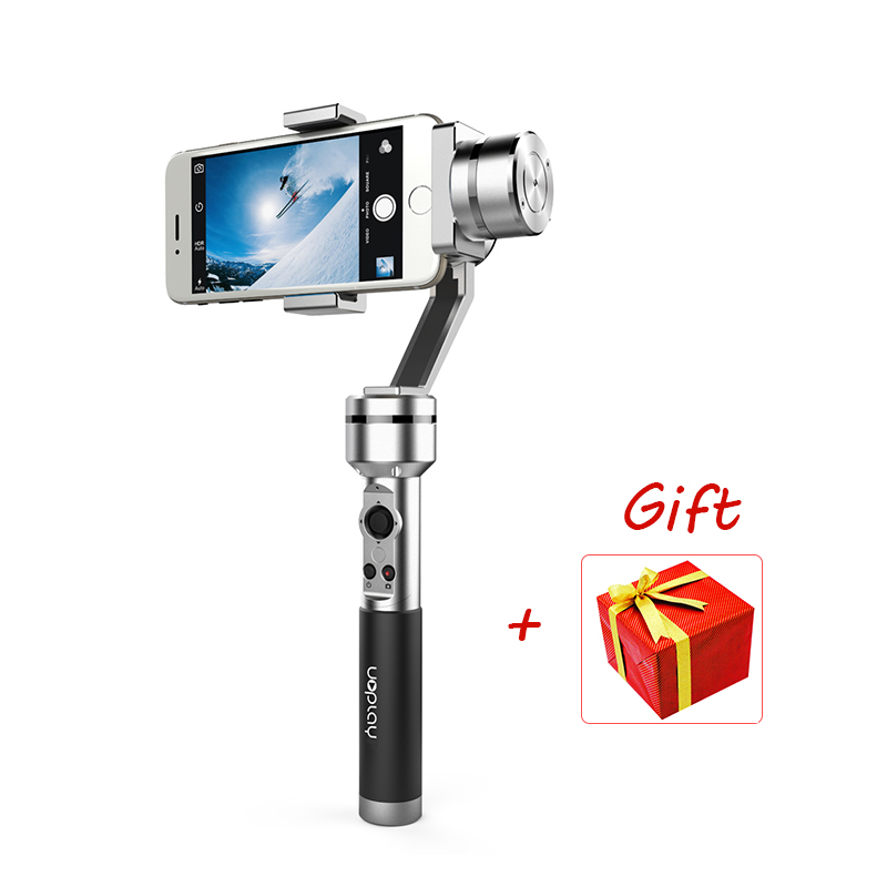 Steady Gimbal Handle Stabilizer For Smartphone AIbird Uoplay 3-Axis Handheld Wir