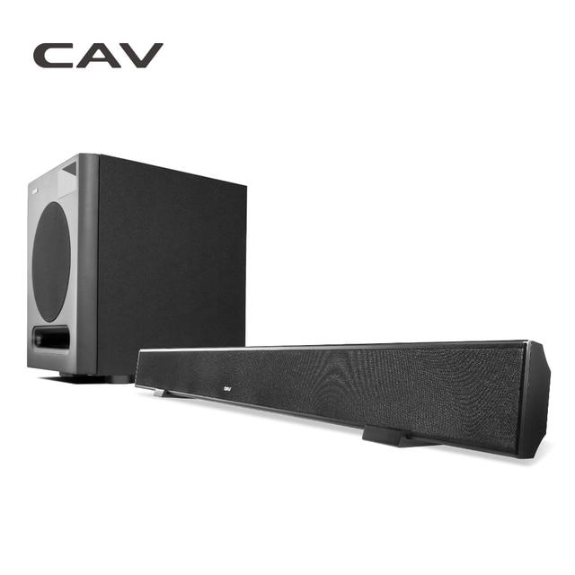 Cav Al90 Sw360b 3 1ch Home Theater 1 System Wireless Bluetooth Soundbar Speaker With Subwoofer