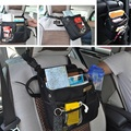 Waterproof Car Seat Back Organizer Holder Multi-Pocket Travel Storage Bag Hanger