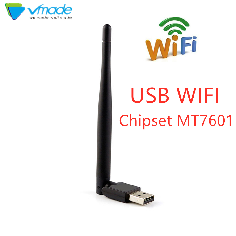Realtek MT7601 USB WIFI Adapter Shall Openbox Saw+wifi Adapter Dongle Ibox Cloud MT7601 Network Card For DVB S2 Satellite BOX