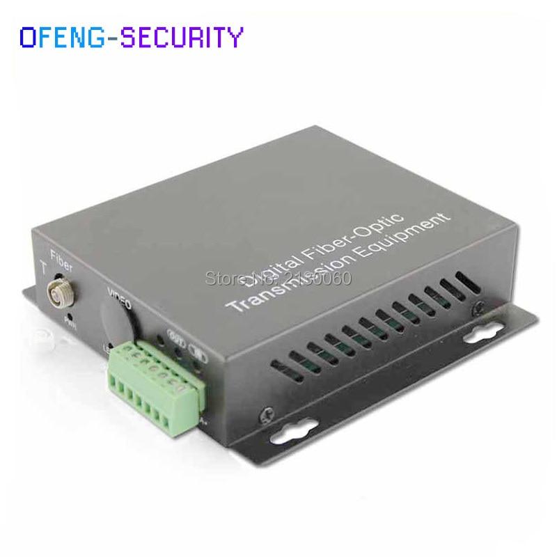 RS422 Data Optical Converters Transmitter Receiver data over SM fiber optic 20Km