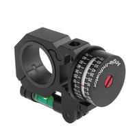 25.4mm/30mm Riflescope Ring Sight Bracket with Level Gauge+ Angle Indicator Hunting Gun Accessories