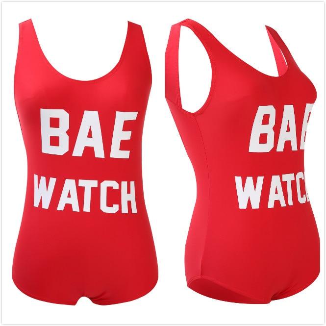 Sexy Women One Piece Swimsuit Monokini Swimsuit Beach Backless Swimwear Beachwear Letters Printed Bathing suit S-L 5