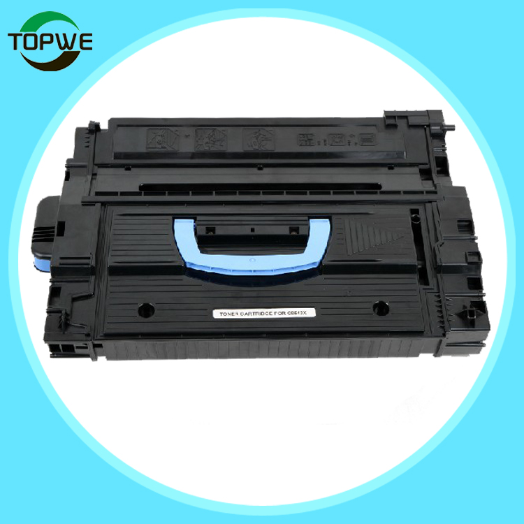compatible 8543x  toner cartridge full with toner powder for HP 9000/9000n/9000dn/9000hns/9000hnf/9040/9040n/9040dn/9050/9050dn 9000
