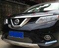 Para Nissan Rogue X-trail T32 2014-2016 ABS Delantero Tapa Del Motor Ajuste de Enmalle 3 Unids/set