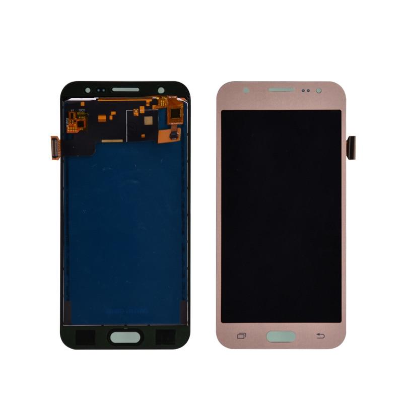 HTB1VaLXajDuK1Rjy1zjq6zraFXat For Samsung GALAXY J5 J500 J500F J500FN J500M J500H 2015 LCD Display With Touch Screen Digitizer Assembly Adjust Brightness