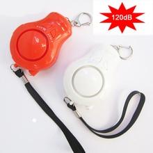 KoliLova Self Denfense Alarm Women Personal Alarm Portable Guard Safety Security Alarm 120dB Self-protection Alarm