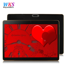 Original 9.6 inch waywalkers tablet pc 3G LTE Bluetooth smartphone Android 4.4 Octa Core 4GB RAM 64B ROM computer tablets MT6592