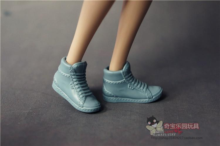 wholesale New arrive multiple style beautiful Original shoes for barbie doll shoes 1 6