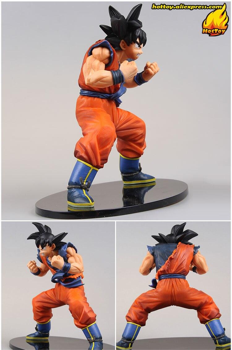 100% Original Banpresto Son Gokou FES !! vol.2 Collection Figure - Son Goku from Dragon Ball Z
