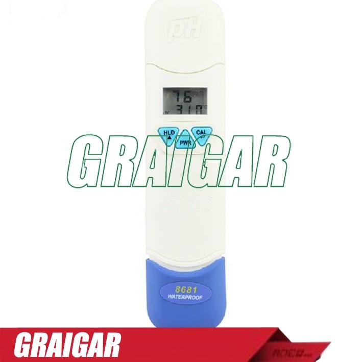 ph reagent water pH measuring electronic ph meter AZ8681