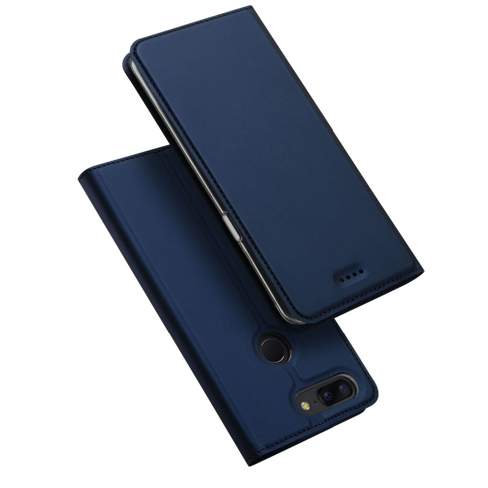Flip Cover For OnePlus 5T Case Luxury PU Leather Fundas Card Slot Stand For OnePlus 6 One Plus 5 5T Phone Cases