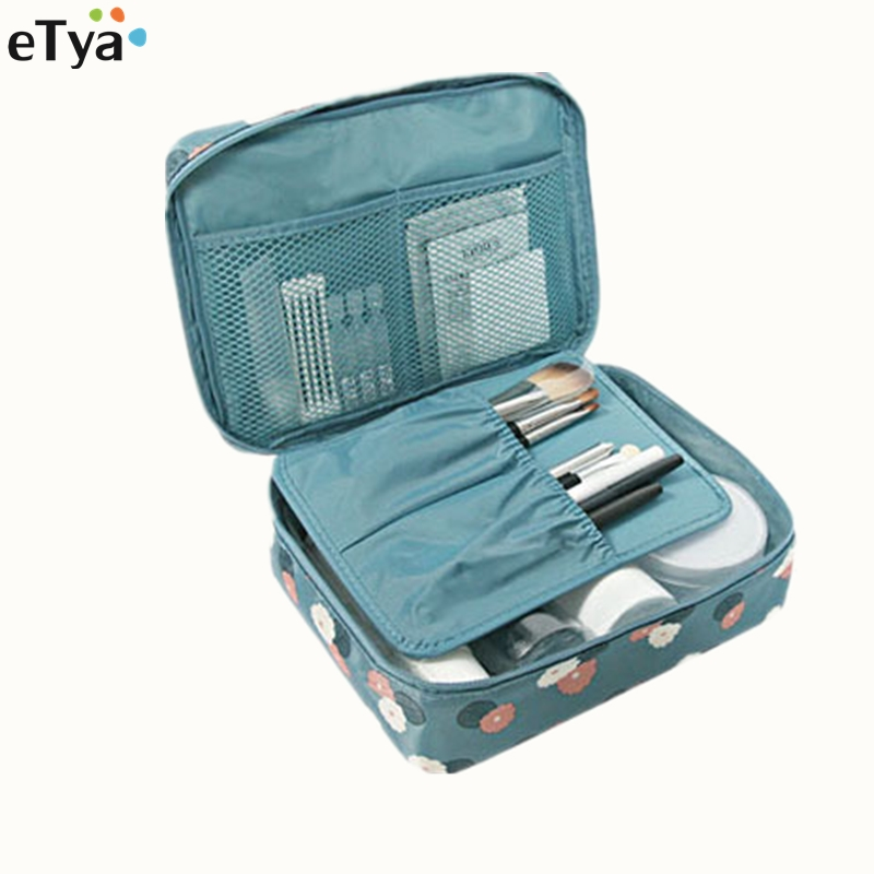 Fashion Waterproof Travel Cosmetic Bag Women Cosmetics Beautician Storage Bags Make Up Organizer Toiletry bag Case Wash pouch new arrival female zipper cosmetics bag large cosmetic bag women make up bags portable travel make up pouch