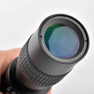 Image 4 - Zoom Monocular 10 100x30 telescopio HD portátil teléfono móvil Cámara telescópica Spyglass Binocular caza tiro Golf turismo