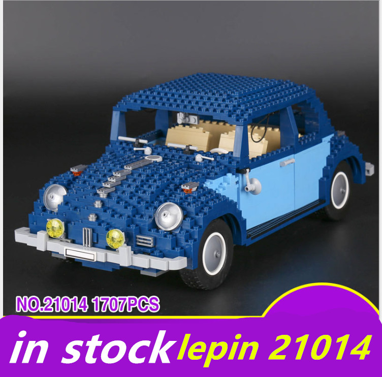 decool car Lepin 21014 Technic Classic Series The Ultimate Beetle Educational Building Blocks Bricks compatible legoing 10187 lepin 21014 the ultimate beetle building bricks blocks toys for children boys game model car gift compatible with bela 10187