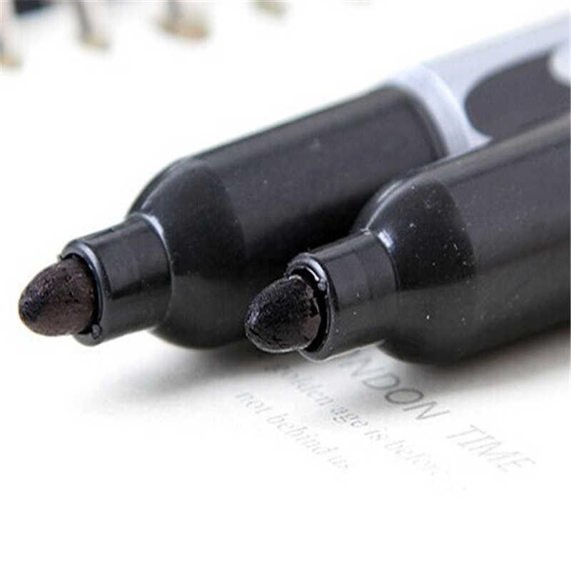 C202 צבע בלתי מחיק עט סימן עט סימן שחור צבעוני חתימת סימן שמן בתפזורת סיטונאי ציוד משרדי מכשירי כתיבה לסטודנטים