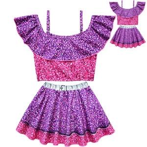 Girls Summer Baby Clothing Sli