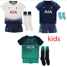 b2f9a9048 kids kit 18/19 Tottenhames shirt KANE Home away LAMELA ERIKSEN DELE SON Away  bluel kit shirt 2018 Tottenhames Football jersey