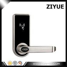 Новое поступление одной защелки врезные rfid карта-ключ-замок двери легко установить для тонких двери