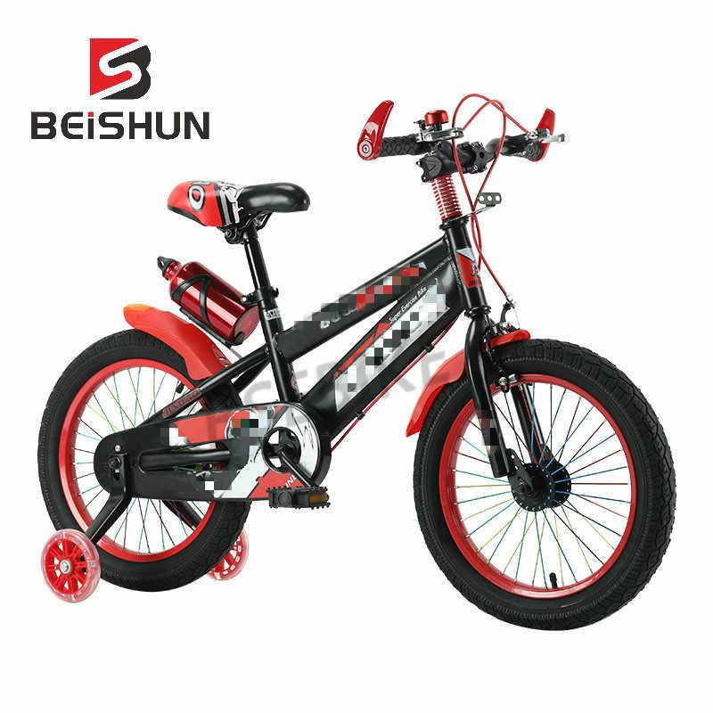 Детский велосипед 12 дюймов/14 дюймов/16 дюймов/20 дюймов горный велосипед 3-6-12 лет запасное колесо велосипед