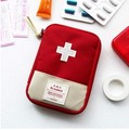 First Aid Kit Medical Bag for Travel Home without Medical