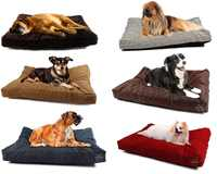 Pet Replacement Dog Bed COVER Reversible Washable Kennel Mat Cozy Warm Nest Bed Cover Soft Warm Cushion Cover For Dog Cats