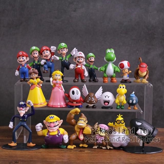 Super Promo Cb36e8 Super Mario Bros Mario Luigi Wario Waluigi