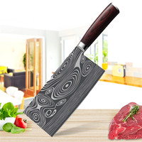 Stainless Steel Cleaver Kitchen Knife Professional Chinese Cooking Chopping Knife Kitchen Chef Knife Top Quality