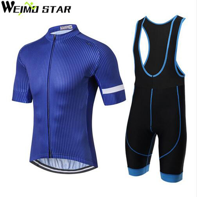 WEIMOSTAR Pro Team Sports Men s Cycling Jersey Sets Short Sleeve Ropa Ciclismo  Bike Maillot Bicycle Bib 198e2615f