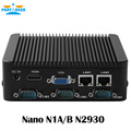 Preço barato mini pc para o office mini computador celeron j1800 n2930 j1900 cpu htpc tv box gaming pc thin client