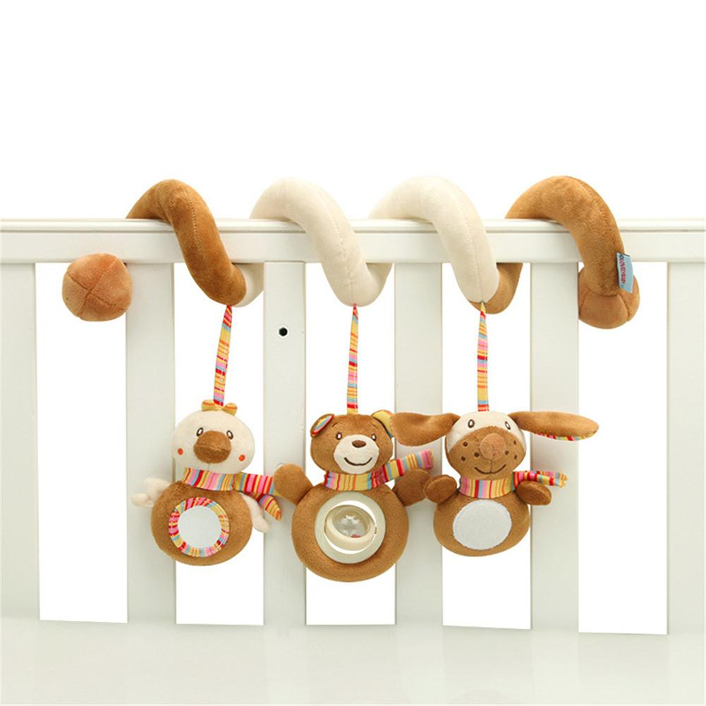 Hot sale Bed Music Sing Bed Ring Toy Plush Bed Hanging Car Hanging Supplies for Mother and Child