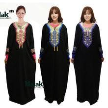 2017 Real Djellaba Turkish Abaya Caftan Muslim Dress New Fashion Arabic Women Robe Hui Clothing Set