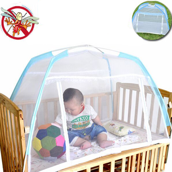 Infants Baby Bed Crib Folding Mosquito Net Portable Baby Bed Crib Mosquito Net Protetor Mosquiteiro Children Para Cama Dossel