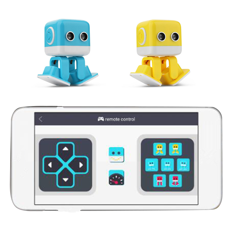 Здесь продается  Mini Intelligent Electronic Robot with APP Programming Audio and LED Light for Kids  Electronic Pet Animal Kids Education toy  Игрушки и Хобби